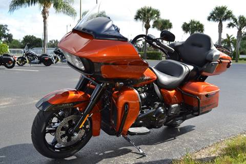 2020 Harley-Davidson Road Glide Limited-FLTRK