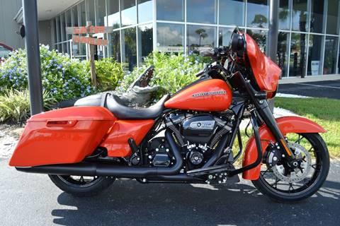 2020 Harley-Davidson Street Glide Special-FLHXS for sale in Leesburg, FL