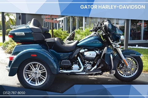 2020 Harley-Davidson Tri Glide Ultra-FLHCTUTG for sale in Leesburg, FL