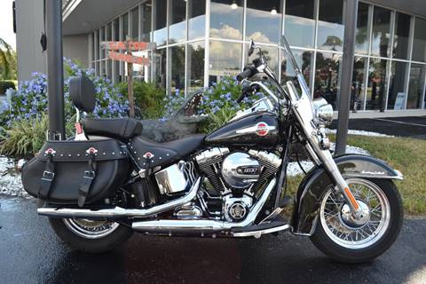 2017 Harley-Davidson FLSTC-Softail Heritage Classic for sale in Leesburg, FL