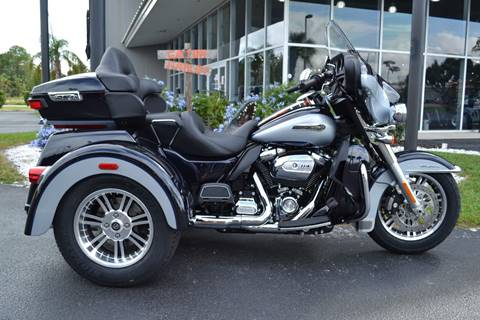 2020 Harley-Davidson FLHTCUTG-Tri-Glide Ultra for sale in Leesburg, FL