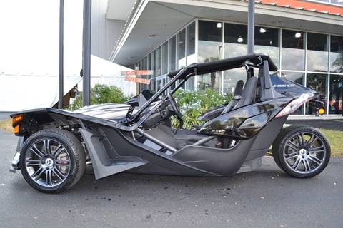 2017 Polaris Slingshot for sale in Leesburg, FL