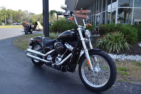2020 Harley-Davidson FXST-Softail Standard