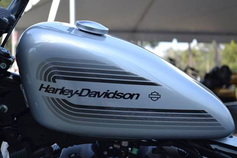 2020 Harley-Davidson XL1200NS-Iron 1200