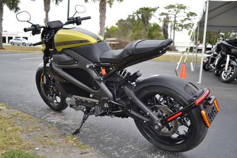 2020 Harley-Davidson ELW-LiveWire