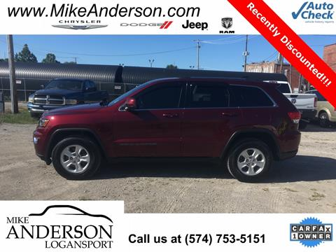 2017 Jeep Grand Cherokee for sale in Logansport, IN