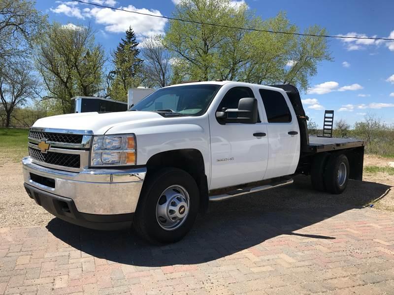 2014 Chevrolet Silverado 3500HD for sale at Overvold Motors in Detriot Lakes MN