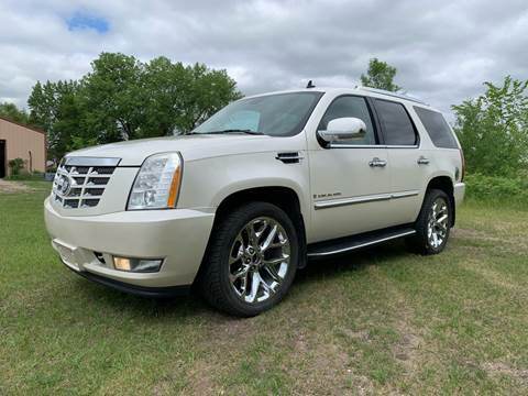 2007 Cadillac Escalade for sale at Overvold Motors in Detriot Lakes MN