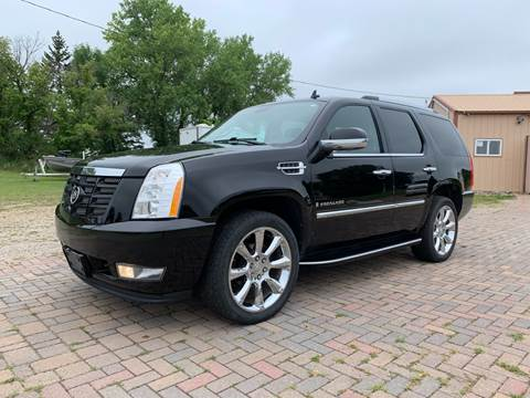 2008 Cadillac Escalade for sale at Overvold Motors in Detriot Lakes MN