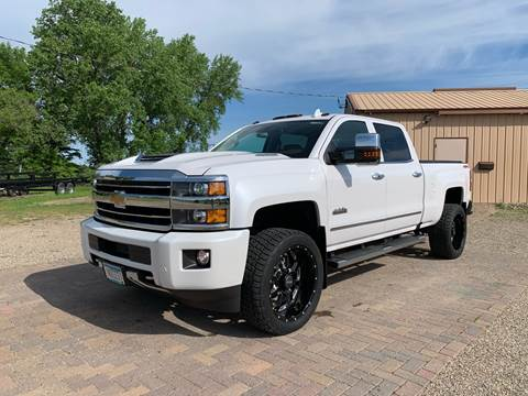 2019 Chevrolet Silverado 3500HD for sale at Overvold Motors in Detriot Lakes MN