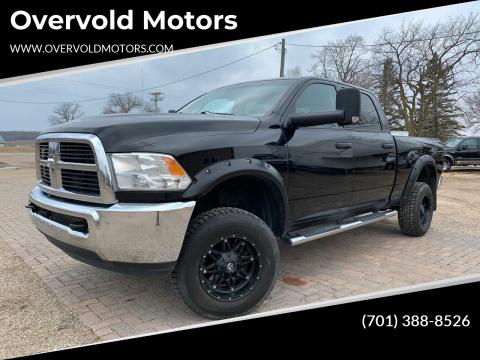2012 RAM Ram Pickup 3500 for sale at Overvold Motors in Detriot Lakes MN