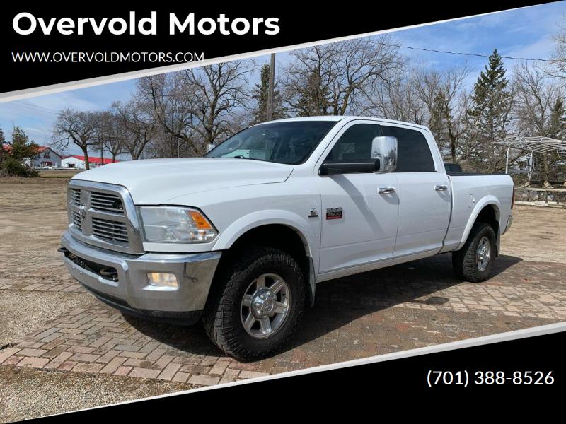 2010 Dodge Ram Pickup 2500 for sale at Overvold Motors in Detriot Lakes MN