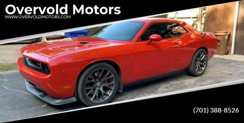2010 Dodge Challenger for sale at Overvold Motors in Detriot Lakes MN