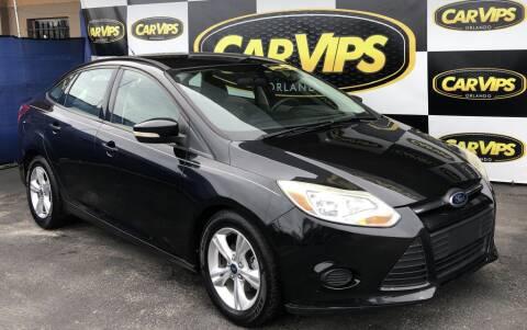 2013 Ford Focus SE for sale at CAR VIPS ORLANDO LLC in Orlando FL