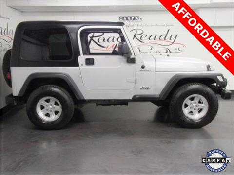 2006 Jeep Wrangler for sale in Ansonia, CT