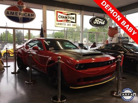 2018 Dodge Challenger for sale in Ansonia, CT