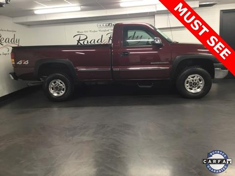 2001 GMC Sierra 2500HD for sale in Ansonia, CT
