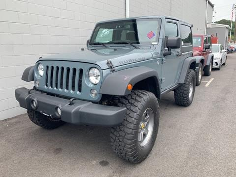 2014 Jeep Wrangler for sale in Ansonia, CT