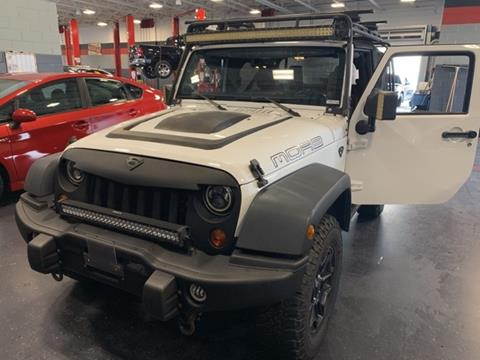 2013 Jeep Wrangler for sale in Ansonia, CT