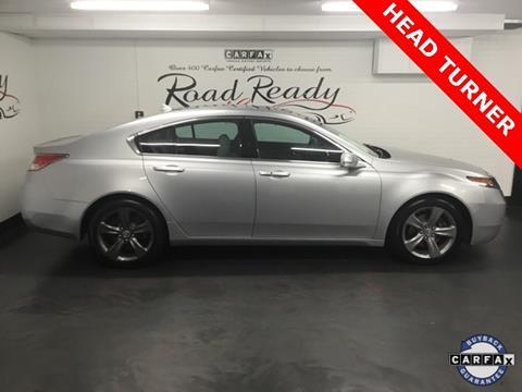2013 Acura TL for sale in Ansonia, CT