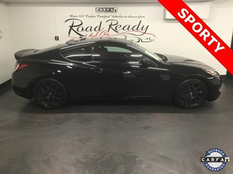2013 Hyundai Genesis Coupe for sale in Ansonia, CT