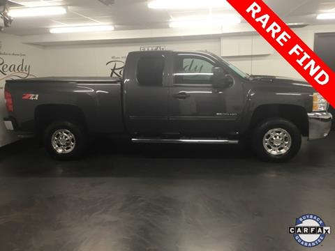 2010 Chevrolet Silverado 2500HD for sale in Ansonia, CT