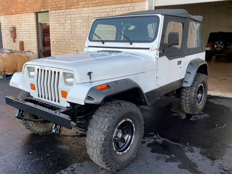 1994 Jeep Wrangler for sale in Twinsburg, OH