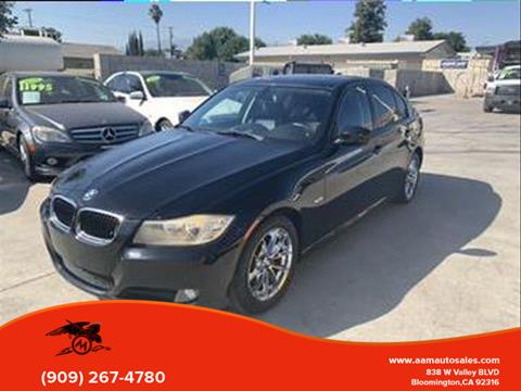 2010 BMW 3 Series for sale in Bloomington, CA