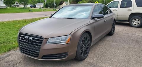 2013 Audi A8 for sale in Mountain Lake, MN
