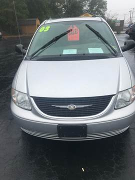 2003 Chrysler Town and Country for sale in Thomasville, NC