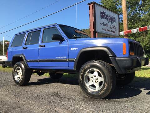 1997 Jeep Cherokee for sale in Shamokin, PA