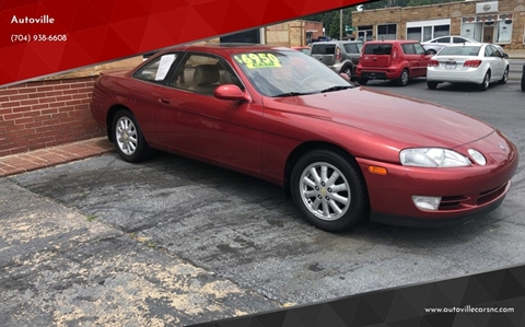 1992 Lexus SC 400 for sale in Kannapolis, NC