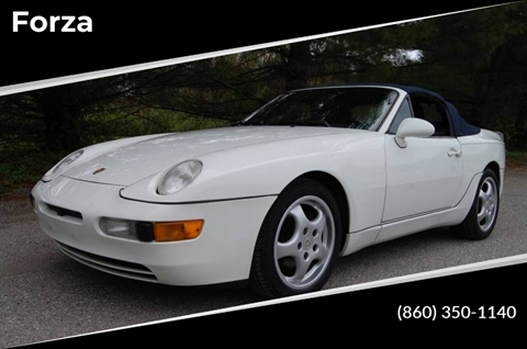 1992 Porsche 968 for sale in Gaylordsville, CT