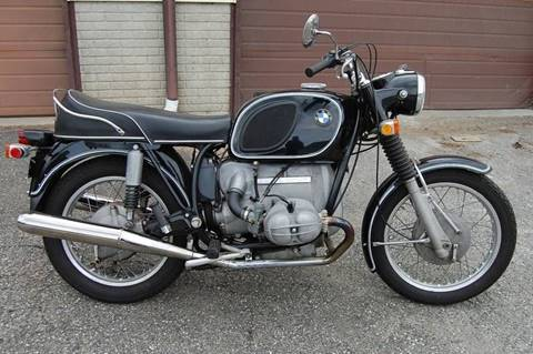 1971 BMW r50/5 for sale at Forza in Gaylordsville CT
