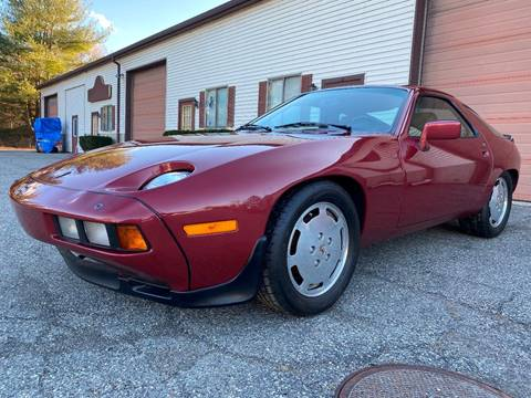 1982 Porsche 928 for sale at Forza in Gaylordsville CT