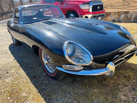 1962 Jaguar E-Type for sale at Forza in Gaylordsville CT