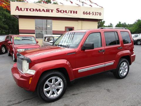 2008 Jeep Liberty for sale in Alabaster, AL