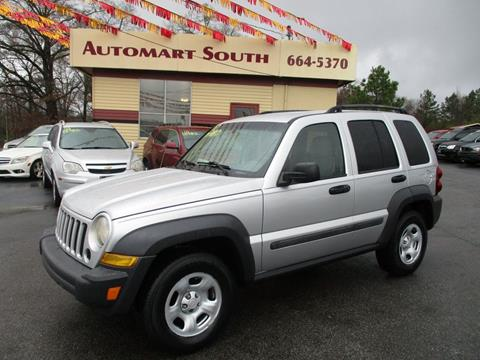 2007 Jeep Liberty for sale in Alabaster, AL