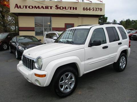 2004 Jeep Liberty for sale in Alabaster, AL