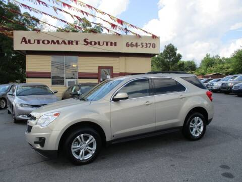 2010 Chevrolet Equinox for sale at Automart South in Alabaster AL