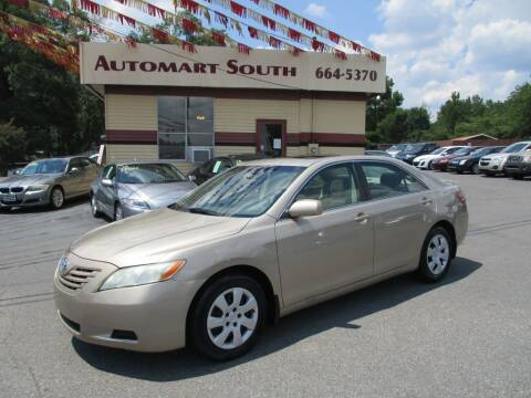 2009 Toyota Camry for sale at Automart South in Alabaster AL
