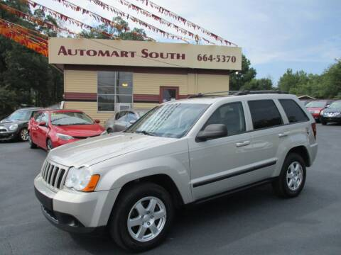 2009 Jeep Grand Cherokee for sale at Automart South in Alabaster AL