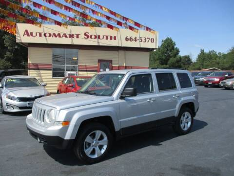 2012 Jeep Patriot for sale at Automart South in Alabaster AL