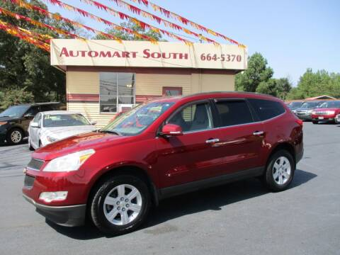 2010 Chevrolet Traverse for sale at Automart South in Alabaster AL