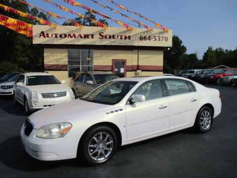 2006 Buick Lucerne for sale at Automart South in Alabaster AL