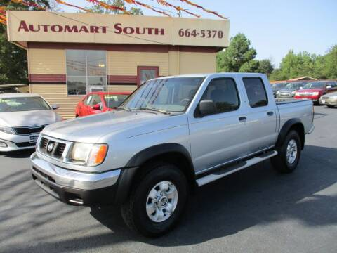 2000 Nissan Frontier for sale at Automart South in Alabaster AL