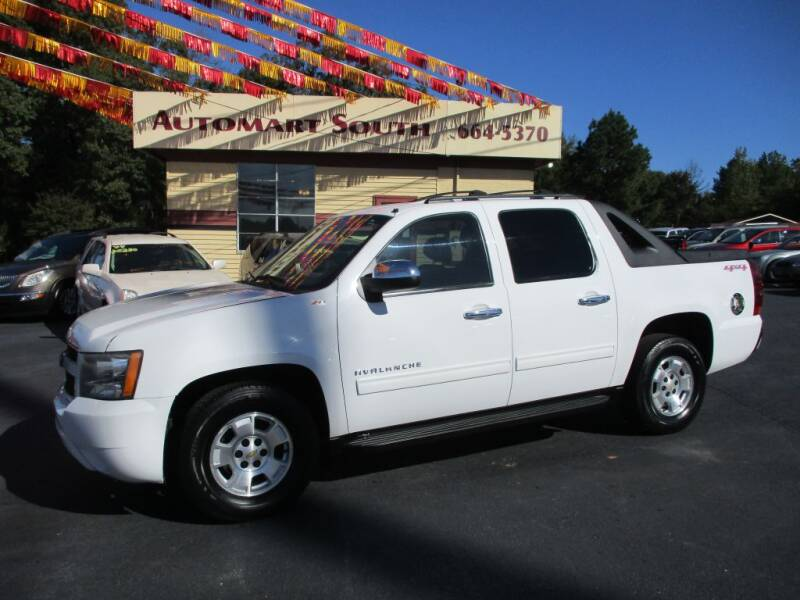 2011 Chevrolet Avalanche for sale at Automart South in Alabaster AL