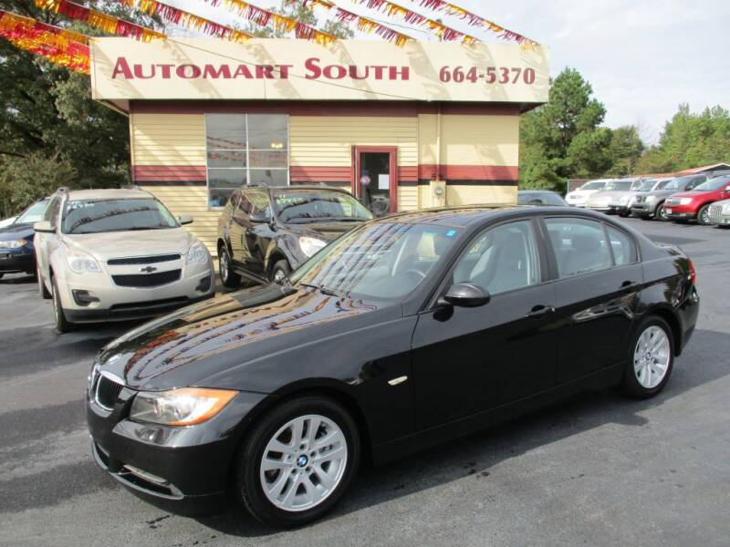 2007 BMW 3 Series for sale at Automart South in Alabaster AL