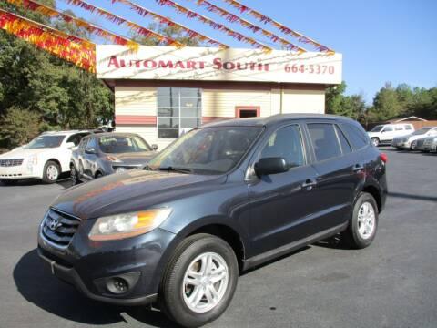 2011 Hyundai Santa Fe for sale at Automart South in Alabaster AL