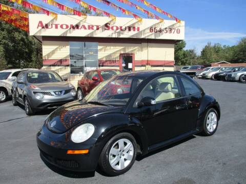 2006 Volkswagen New Beetle for sale at Automart South in Alabaster AL